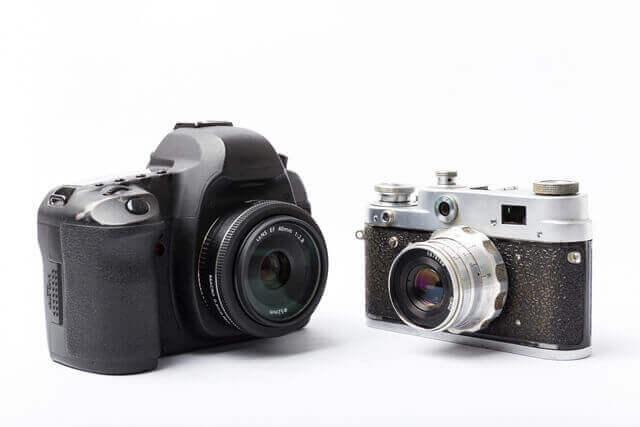 カメラの処分には買取サービスがおすすめ!お得な利用方法とは?