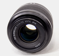 パナソニック LEICA DG SUMMILUX 25mm F1.4 買取りました