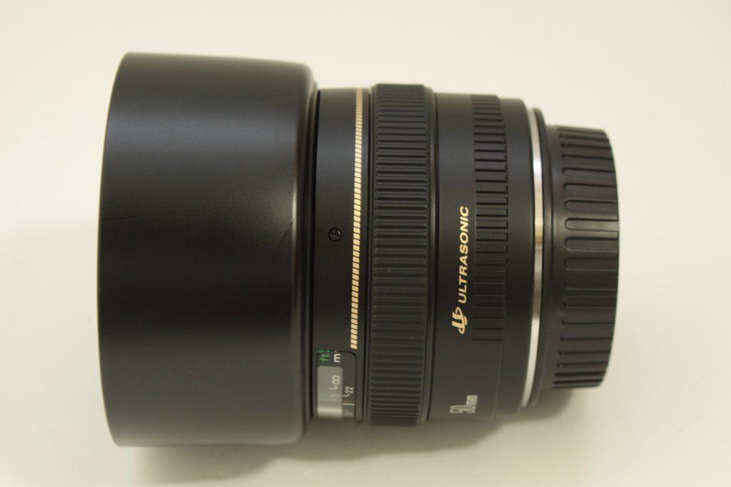 Canon EF50mm F1.4 USM 買取しました