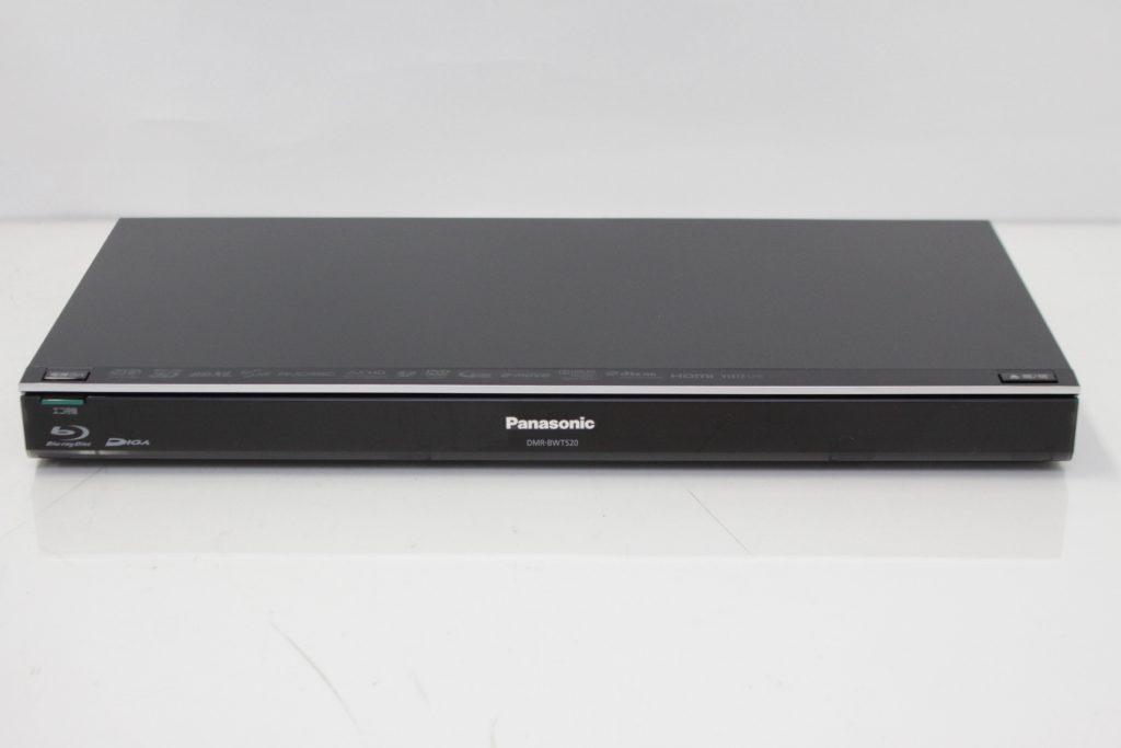 パナソニック ブルーレイディーガ BWT520買取しました