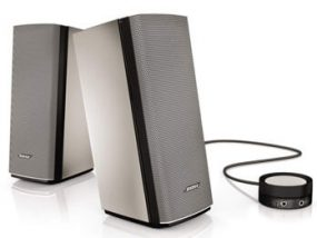 Companion20 multimedia speaker system買取しました