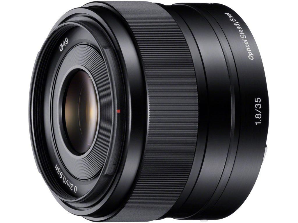 SONY E 35mm F1.8 OSS SEL35F18買取しました