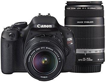 Canon EOS Kiss X5 ダブルズームキットを買取しました