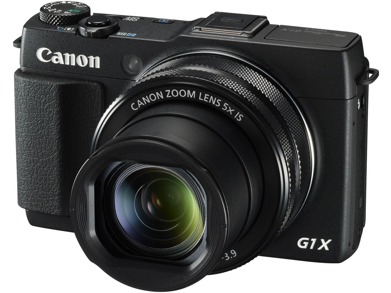 キャノン PowerShot G1 X MarkⅡを買い取りさせていただきました
