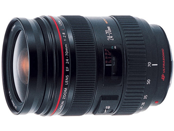 Canon EF24-70mm F2.8L USM 買取しました