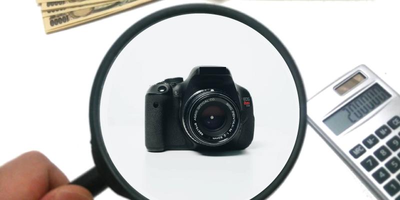 カメラを専門の買取店で買い取ってもらう